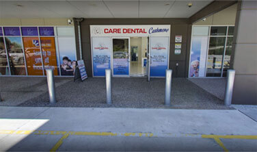local dentist cashmere